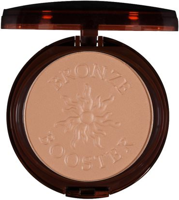 Baño, Belleza, Maquillaje, Polvo Shimmer / Bronzer Physicians Formula, Inc., Bronze Booster, Glow-Boosting, Pressed Bronzer, Light To Medium, 0.3 oz (9 g)