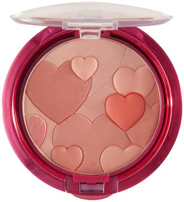 Baño, Belleza, Maquillaje, Polvo Shimmer / Bronzer Physicians Formula, Inc., Happy Booster, Glow & Mood Boosting Blush, Warm, 0.24 oz (7 g)