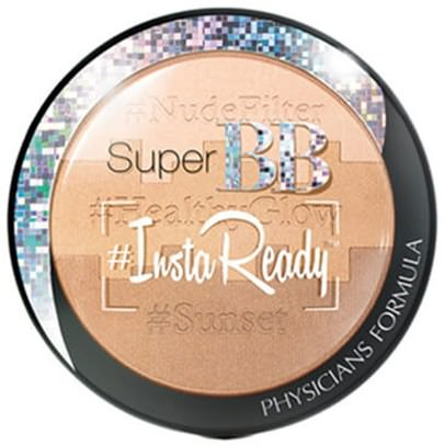 Baño, Belleza, Maquillaje, Polvo Compacto Physicians Formula, Inc., Super BB #InstaReady, Filter Trio BB Powder, Universal Filter, SPF 30, 0.38 oz (11 g)