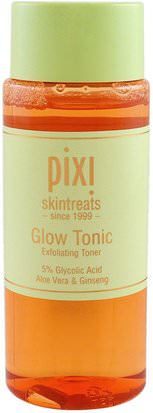 Belleza, Toners Faciales, Piel Pixi Beauty, Glow Tonic, Exfoliating Toner, 3.4 fl oz (100 ml)
