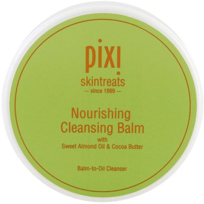 Belleza, Cuidado Facial Pixi Beauty, Nourishing Cleansing Balm, with Sweet Almond Oil & Cocoa Butter, 3.04 fl oz (90 ml)