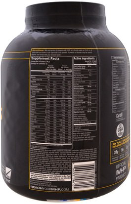 Maximum Human Performance, LLC, Up Your Mass, High Protein Super Weight Gainer, Cookies & Cream, 4.66 lbs (2,112 g) Deportes, Deporte