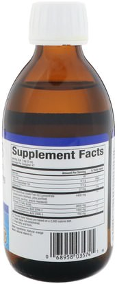 Natural Factors, Rx Omega-3, Natural Orange Flavor, 8 fl oz (237 ml) Suplementos, Efa Omega 3 6 9 (Epa Dha), Dha, Epa