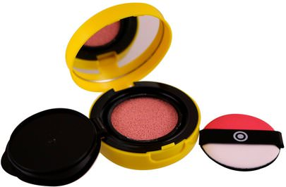Baño, Belleza, Maquillaje Tony Moly, Pokemon, Mini Cushion Blusher, Pink Fantasy, 9 g