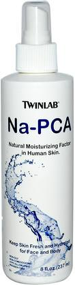 Salud, Piel Twinlab, Na-PCA, For Face and Body, 8 fl oz (237 ml)